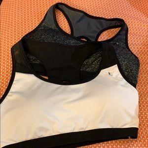Danskin Now Sports bras